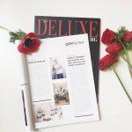 Deluxe Hamburg- Arlow in im Deluxe Magazin 04/17