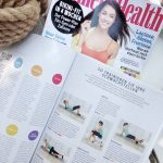 Women´s Health - Welcher Typ sind Sie. Arlow in der Women´s Health 05/17